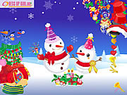 Christmas funny celebration berendez�s j�t�kok