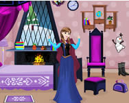 Frozen Anna room decor berendez�s j�t�kok
