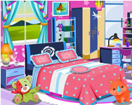 berendezős - My cute room decor HTML5