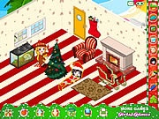 My new room christmas edition online játék