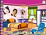 Selena Gomez fan room decoration berendez�s j�t�kok ingyen