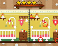 berendezős - Baby room differences